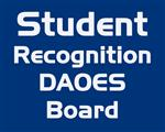 DAOES Student of the Month